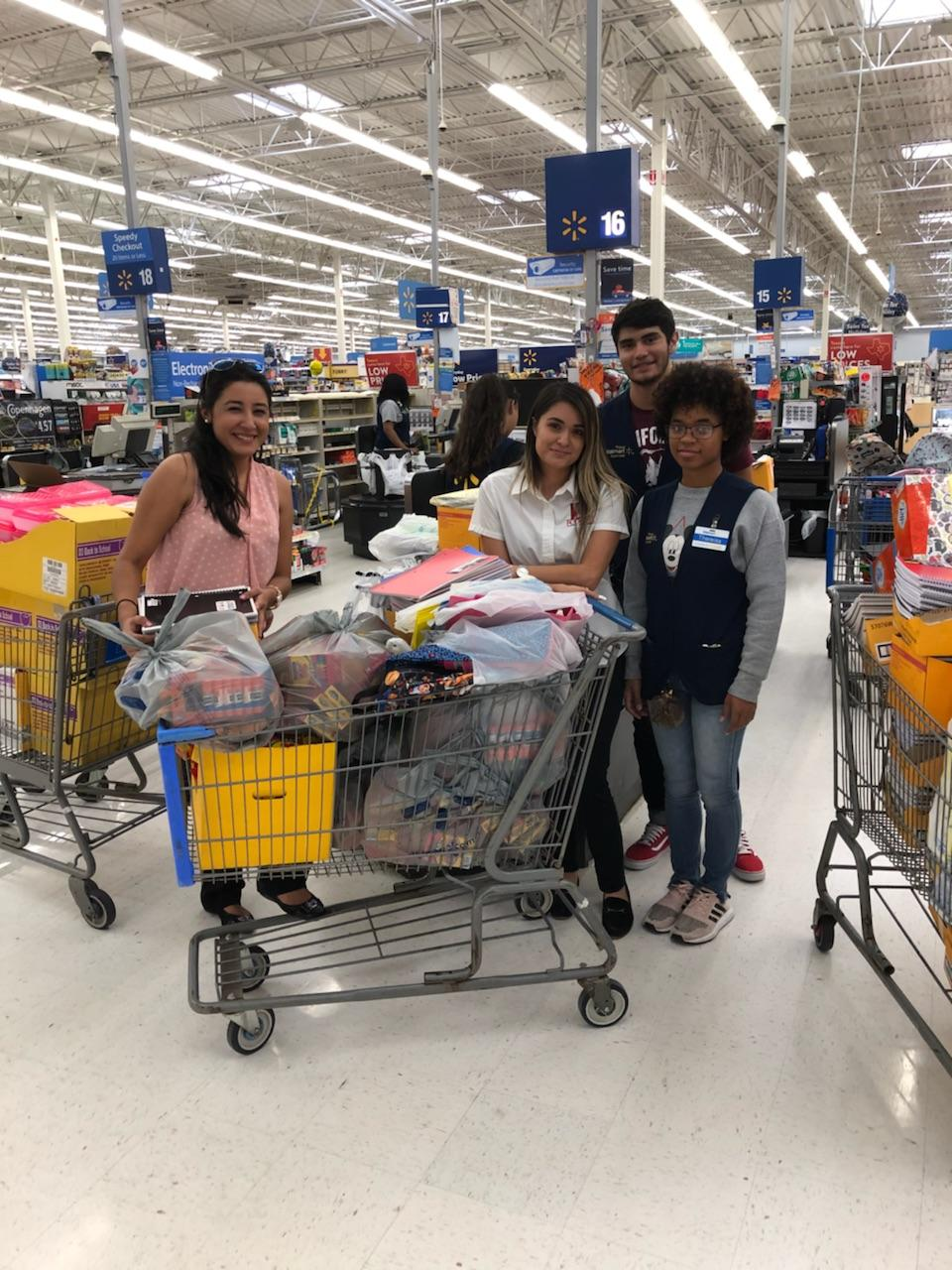 Rockstar Capital Prepares for Back to School Program: Basic Supplies Given to Students at all Rockstar Communities