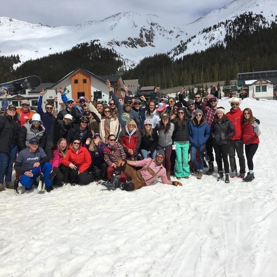 Ski Day 2017 at Arapahoe Basin!
