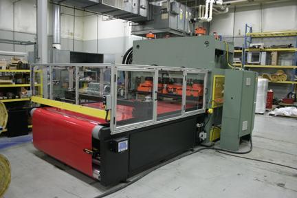 Schwabe SR 230 Belt Feed Press