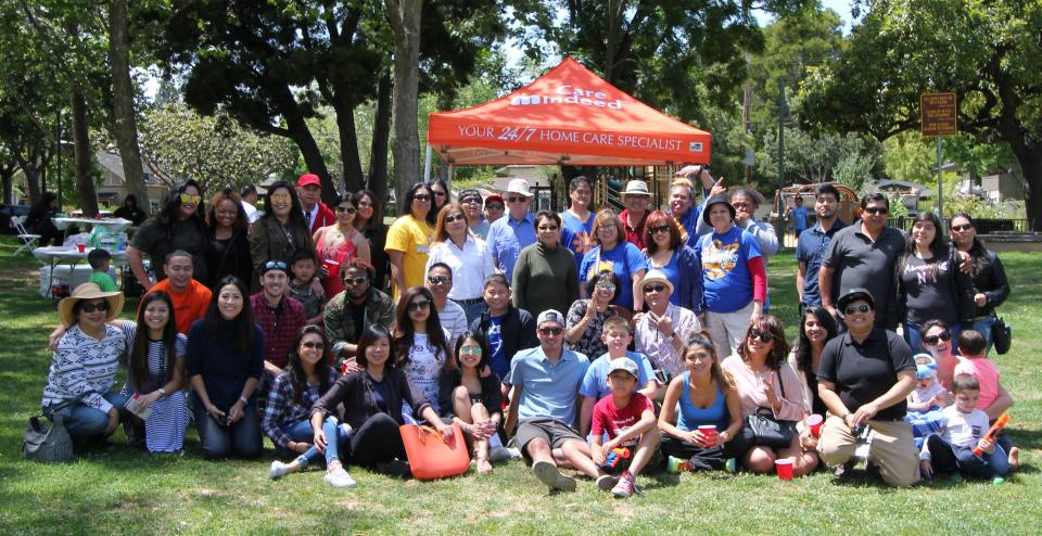 Family Fun Day 2018, Johnson Park in Palo Alto
