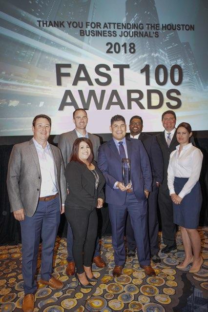 Rockstar Capital Named #15 on 2018 Houston Fast 100 List