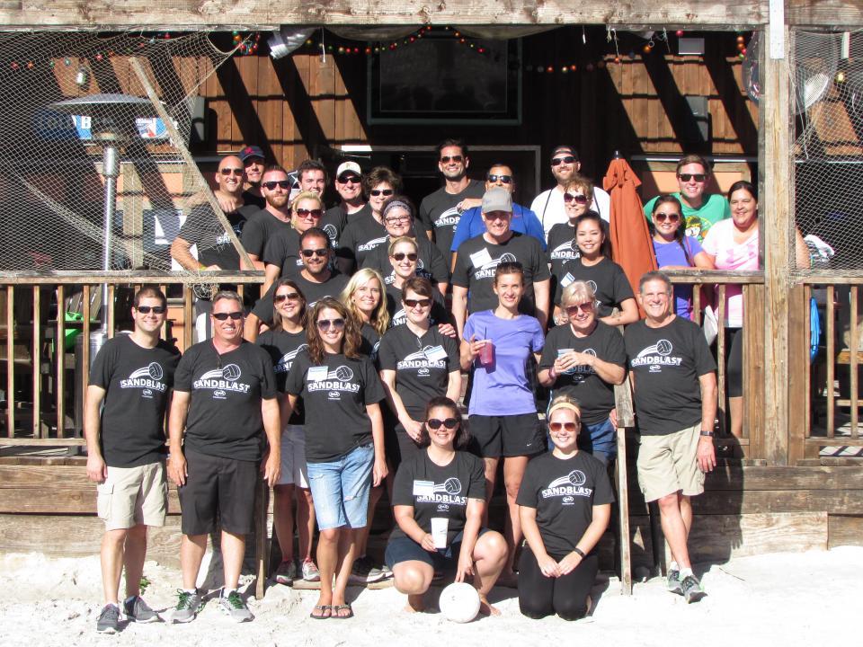 IMA associates host community fundraisers like Sandblast across the country.