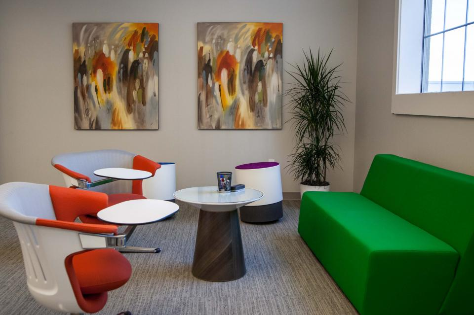DevOps Lounge Area - Headquarters