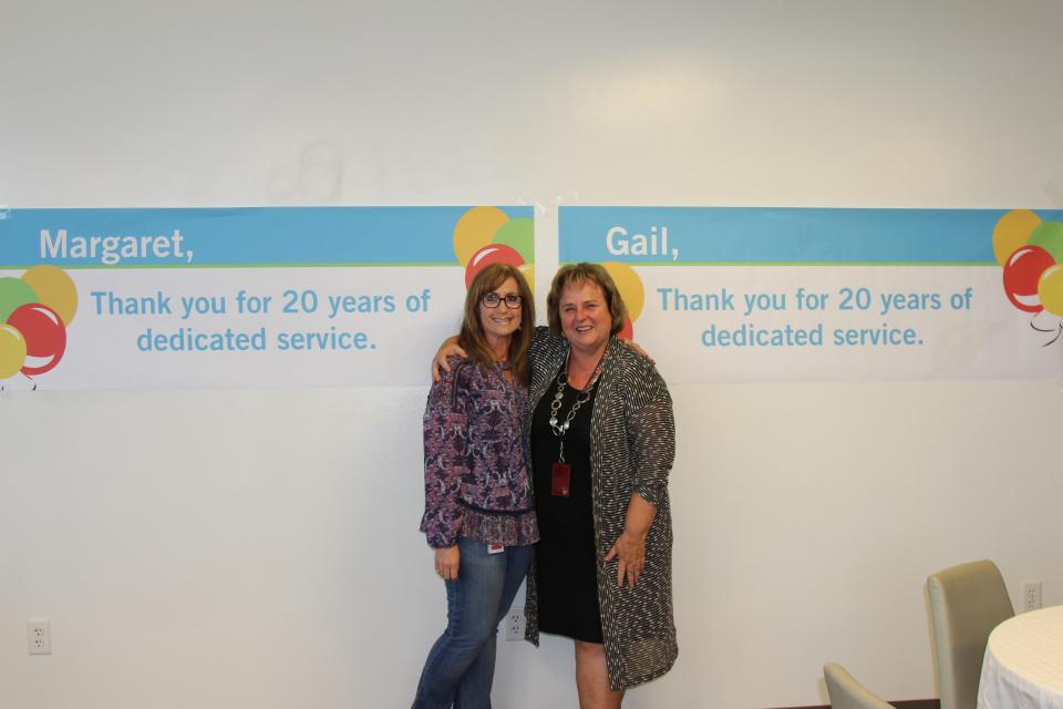 Celebrating 20 Years of Service!