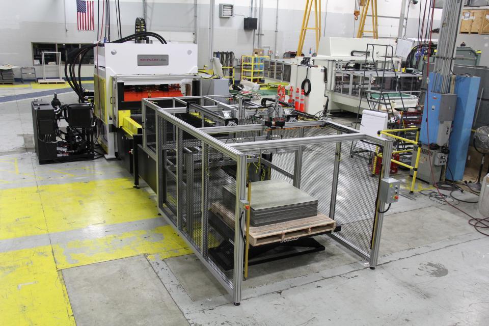 Schwabe SR 180 Tile Cutting Press