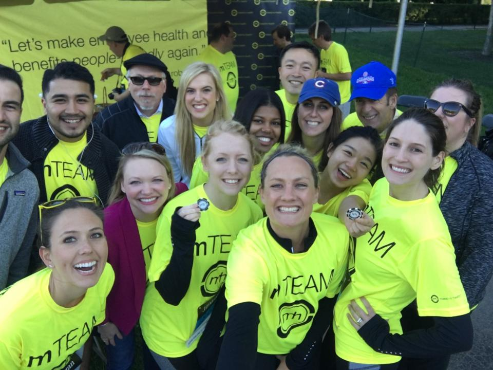 2017 Chase Corporate Challenge