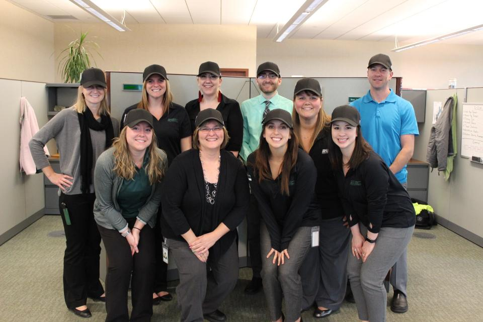 MSU Federal Credit Union Employee Photo