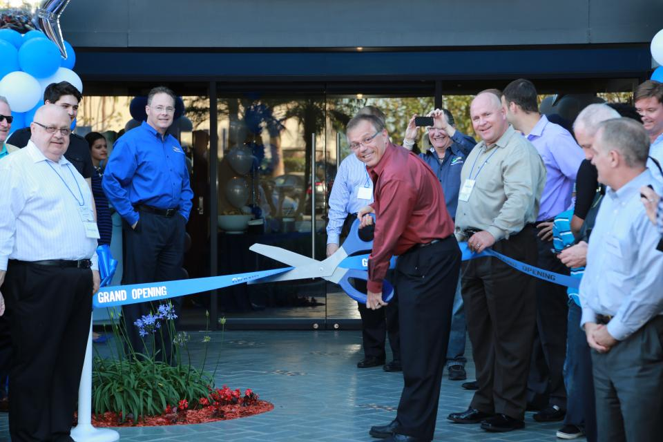 Grand Opening Corporate Offices