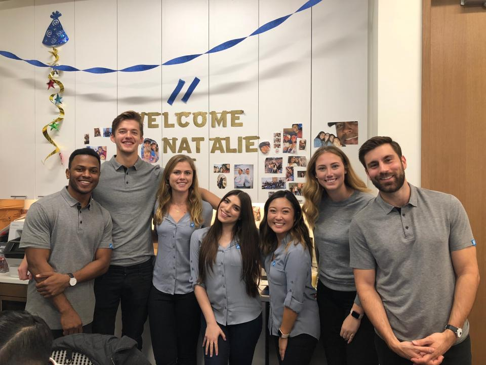 Behind the scenes with Forward Century City employees