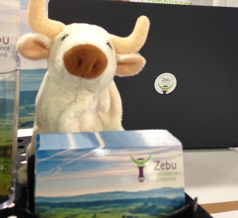 Our company mascot, Z