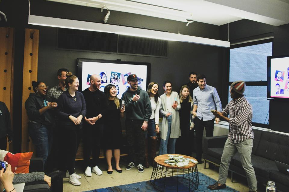 April's Hackathon Winners