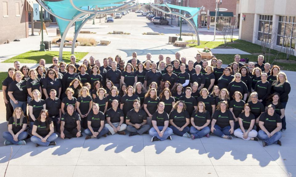 AmurEF Employee Group Photo
