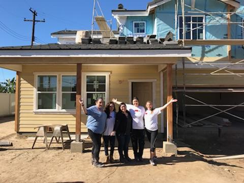 Habitat for Humanity Women's Build Day