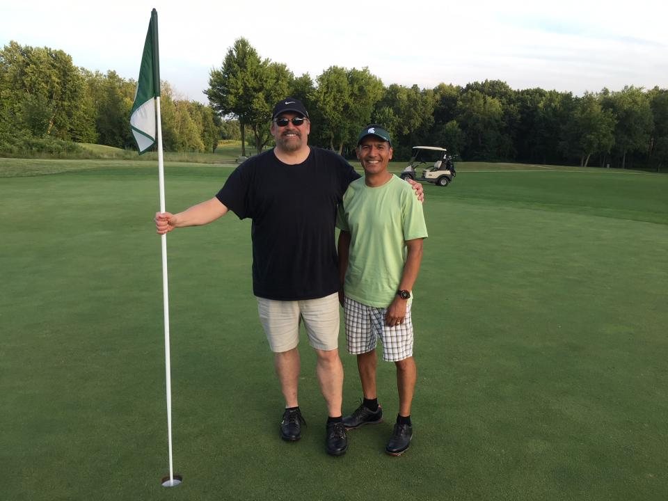 Members of our MSUFCU Golf League