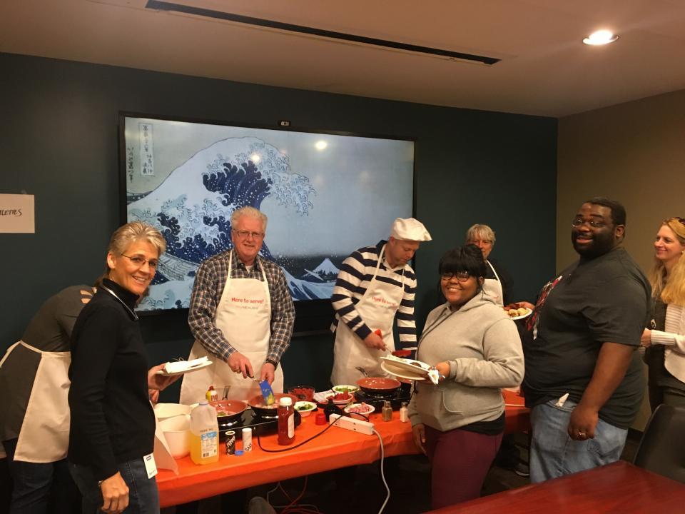2018 Employee Appreciation Breakfast