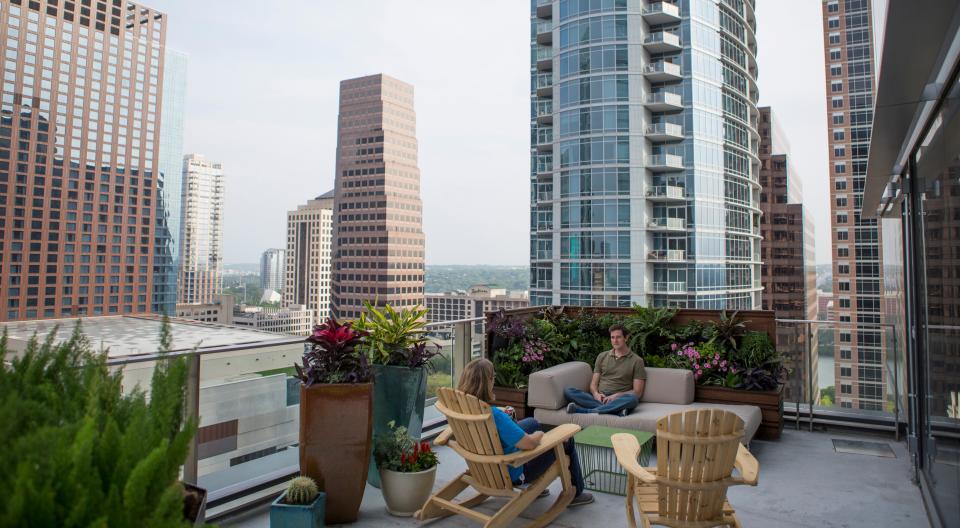 Open space in Austin, TX