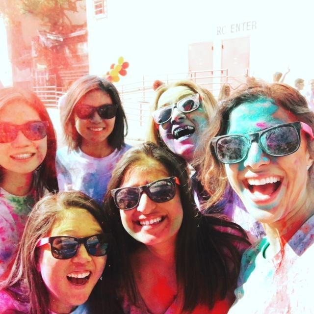 Company Festival of Colors Celebration
