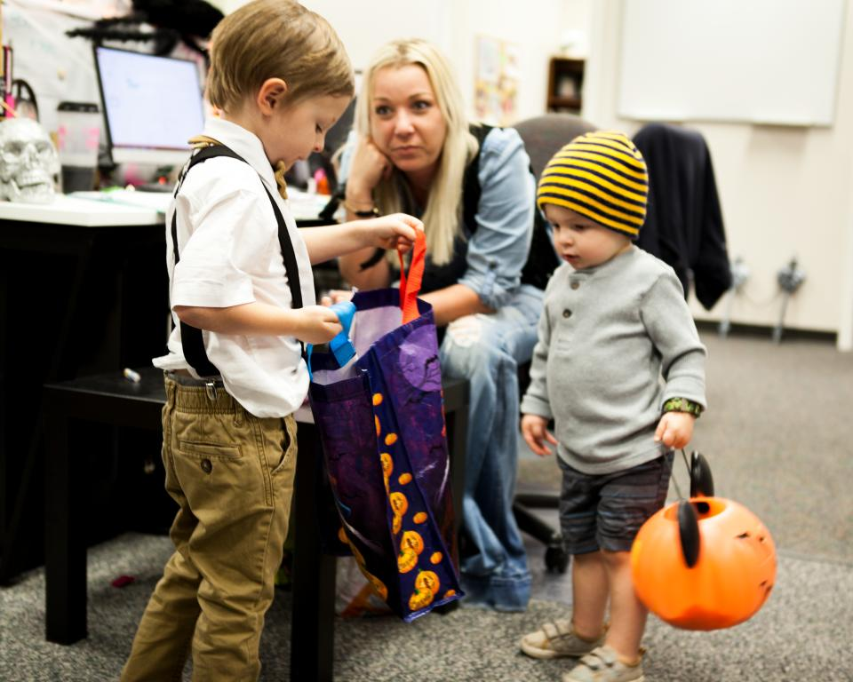 Office Trick-or-Treat