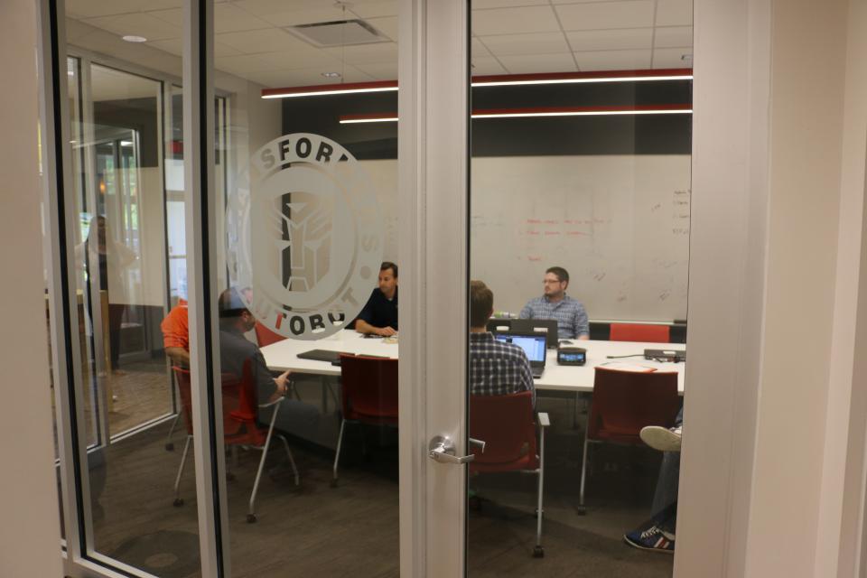 Autobot Meeting Room