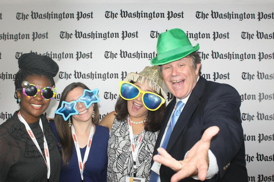 TCGers celebrate their fourth time ranking on the Washington Post's Top Workplace List.