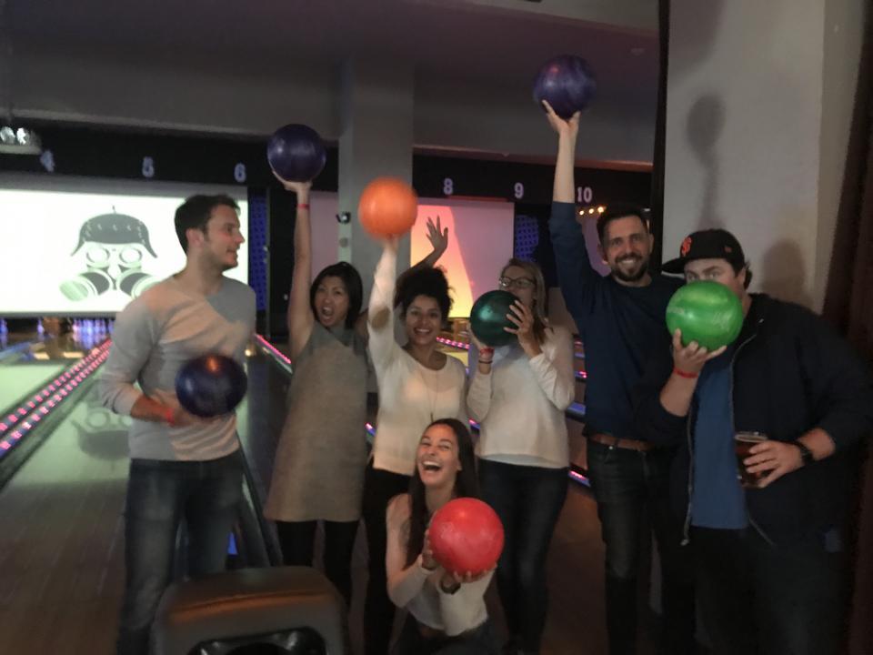 SF Team Bowling