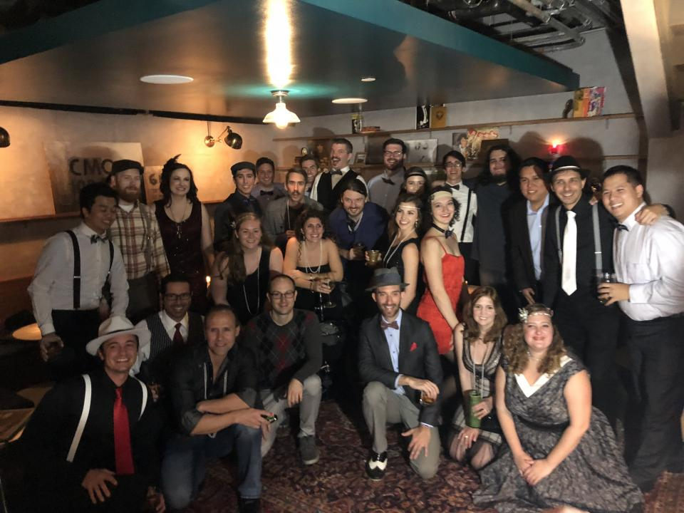 OnPrem Austin 2017 Holiday Party