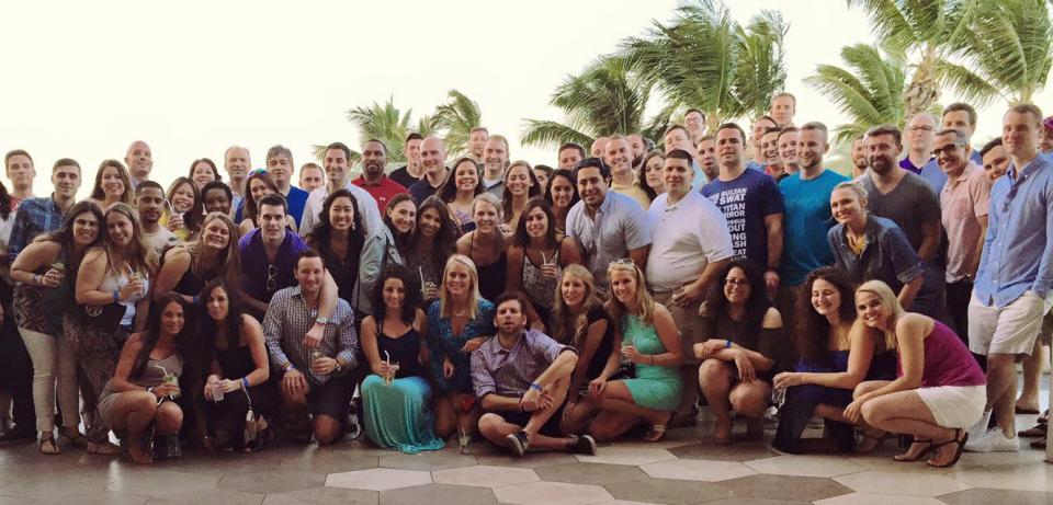 ICS Company Trip Puerto Rico 2016
