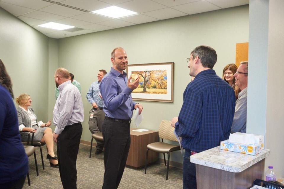 J. J. Keller & Associates Free On Site Clinic Grand Opening
