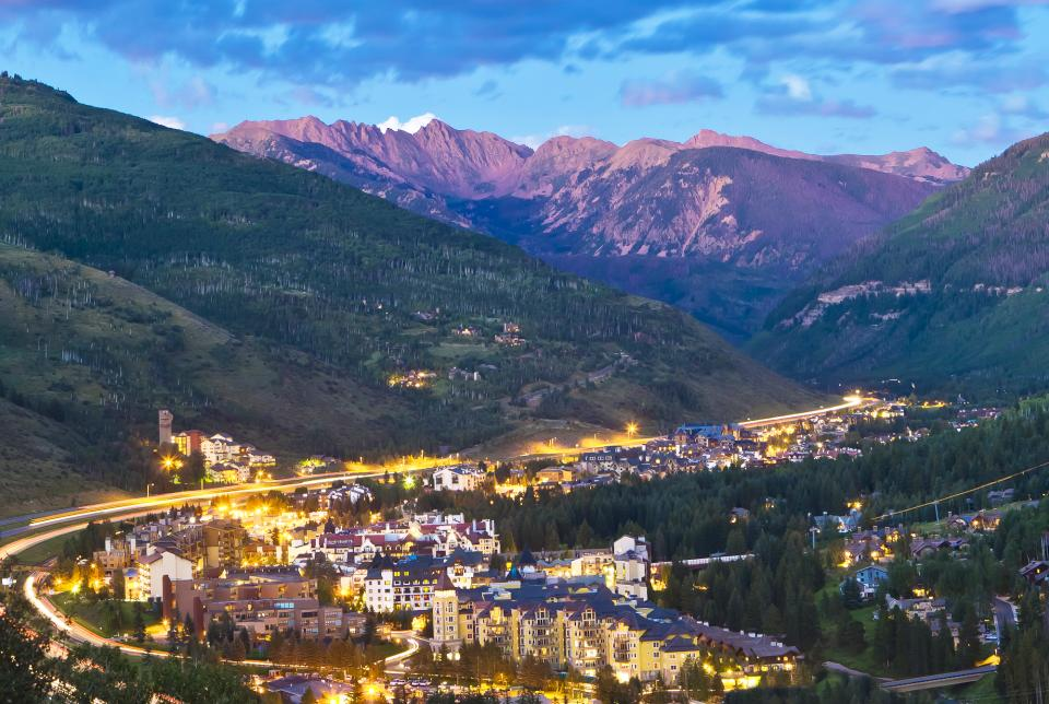 Town of Vail, Summer (Jack Affleck)