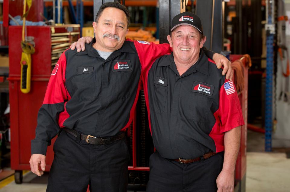 Shop Technicians
