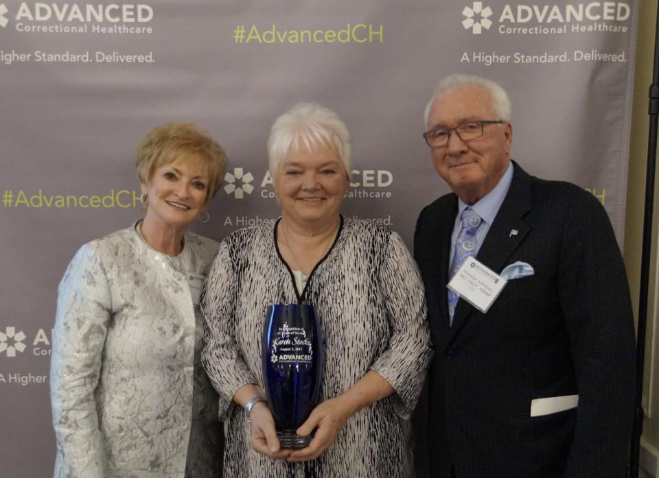 Karen Stocke * 15 Year Service Award