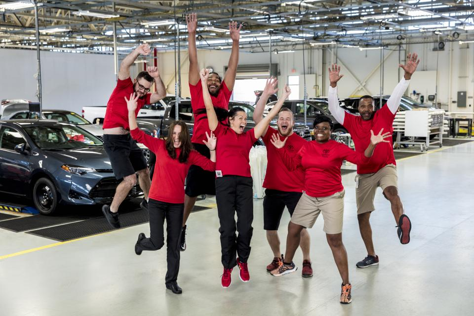 The associates at Southeast Toyota Distributors, a subsidiary of JM Family, distribute vehicles, parts and accessories to 177 dealerships in the Southeast United States.