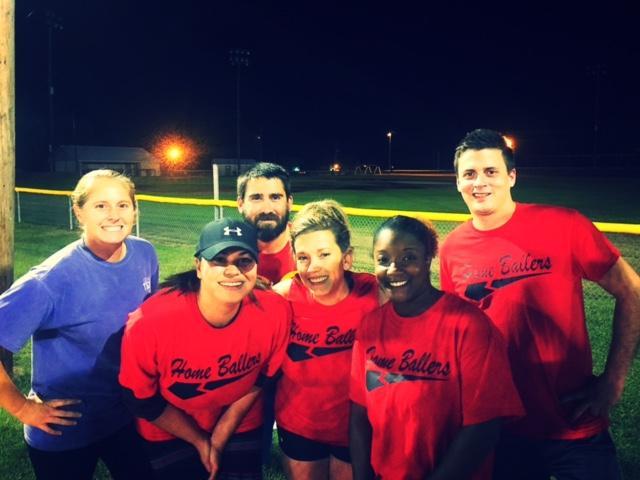 Kickball team