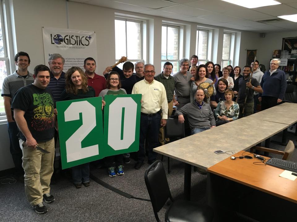Logistics Plus Celebrates 20 Years