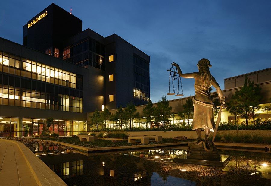 LegalShield Courtyard