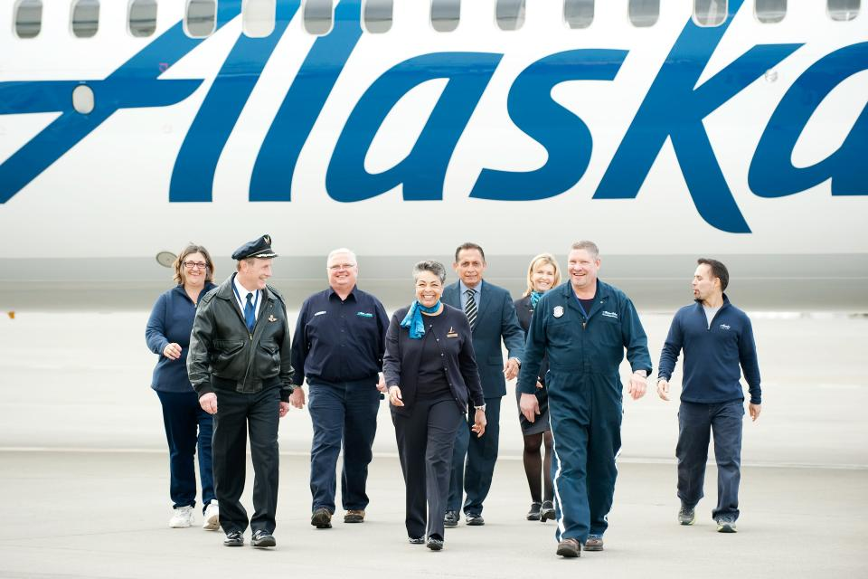 Alaska Airlines Great Place To Work Reviews