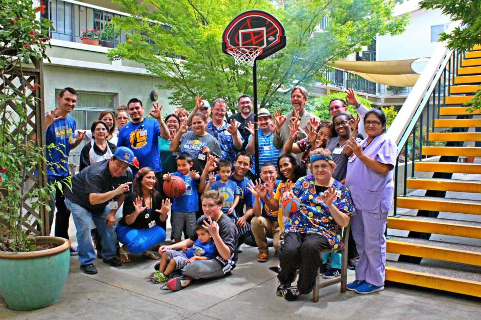 Employee Engagement is a Slam Dunk (Los Gatos Meadows)
