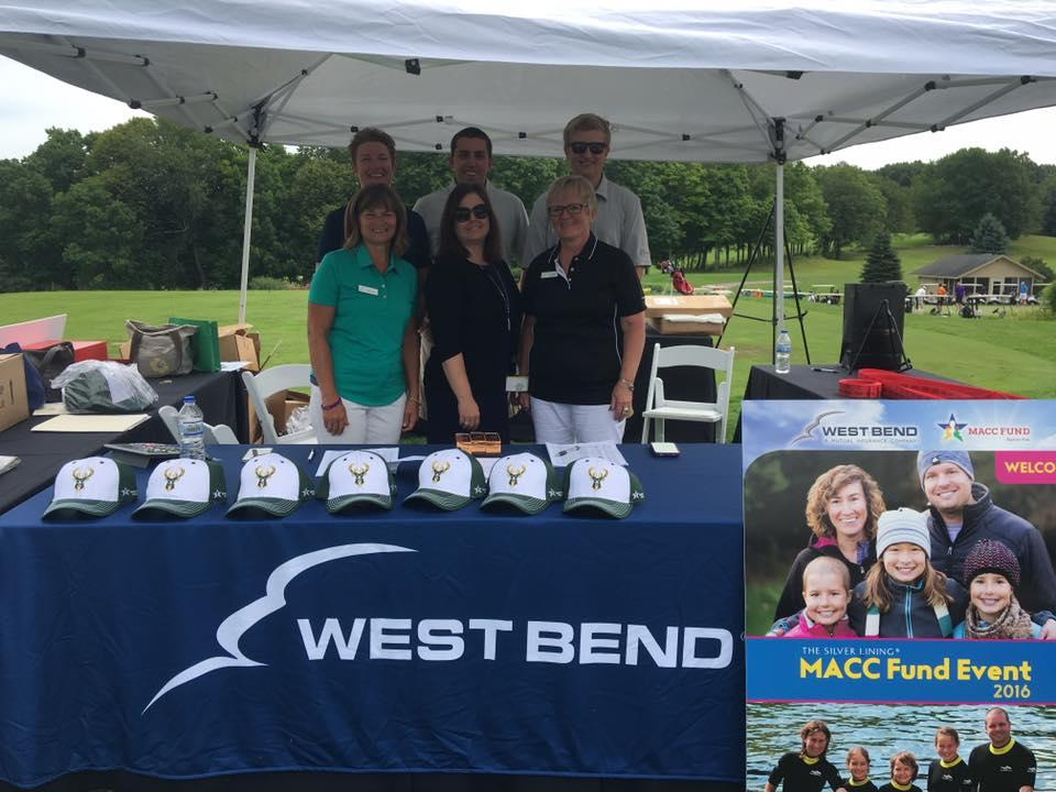 West Bend sponsors MAAC Fund Event.