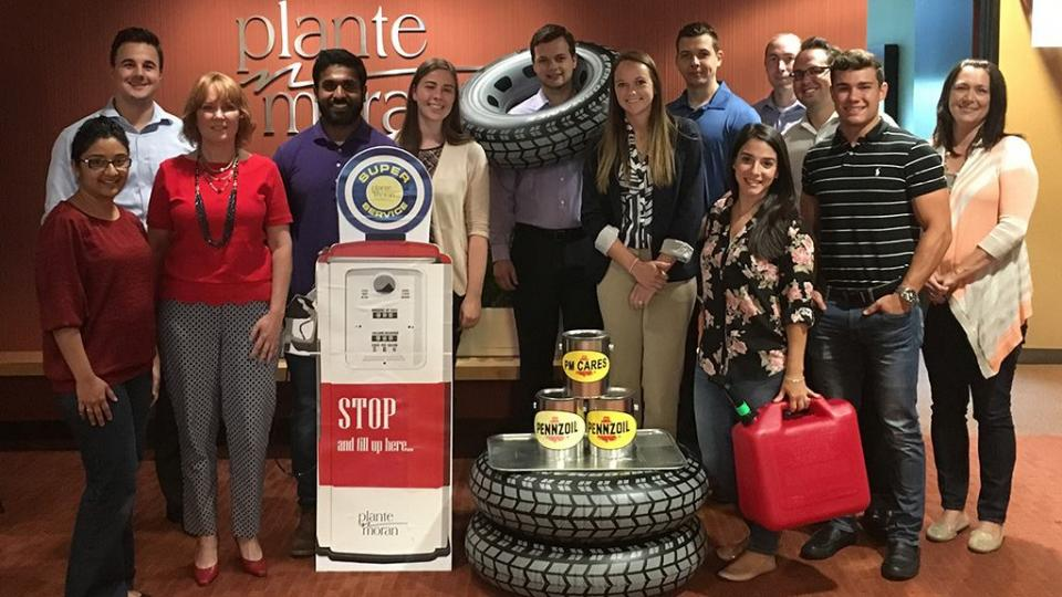When it comes to giving back, our Macomb office is always full service. Through supply drives like this one, they raised more than $10,000 for their PM Cares charity.