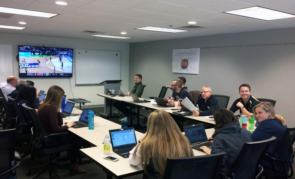 March Madness Day at IPM Headquarters