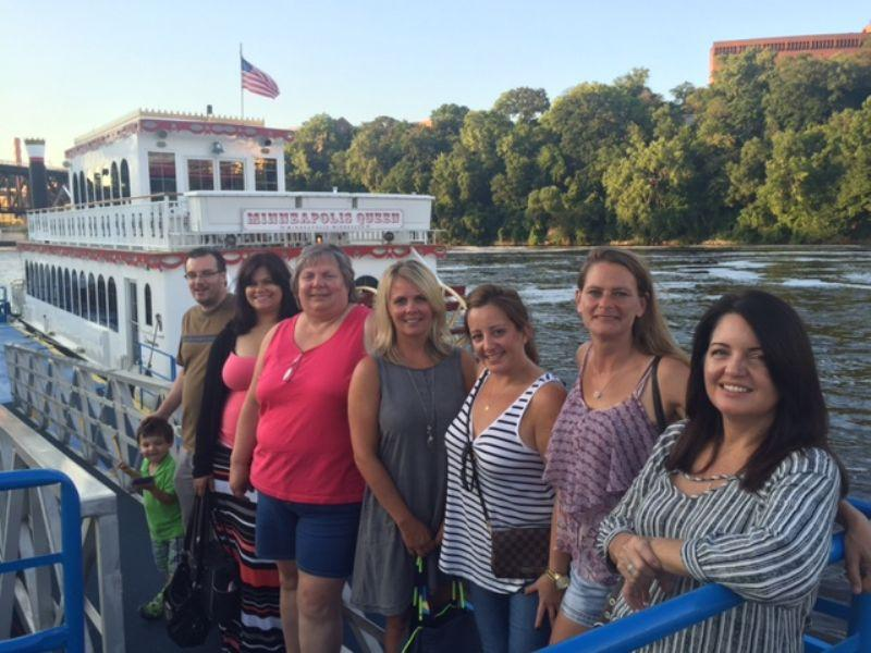 Riverboat Day -MN office