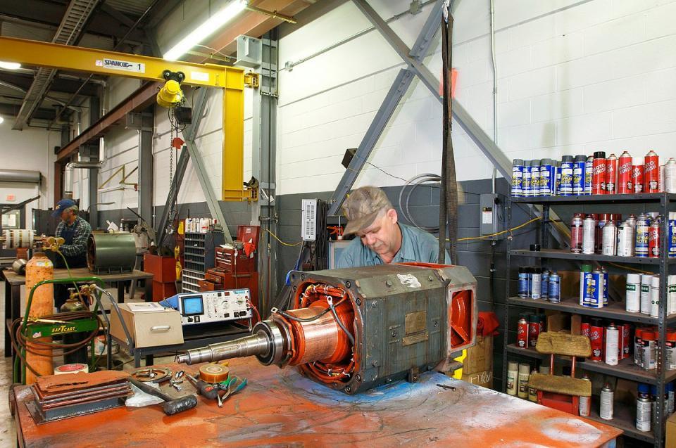 Motor Repair Technician