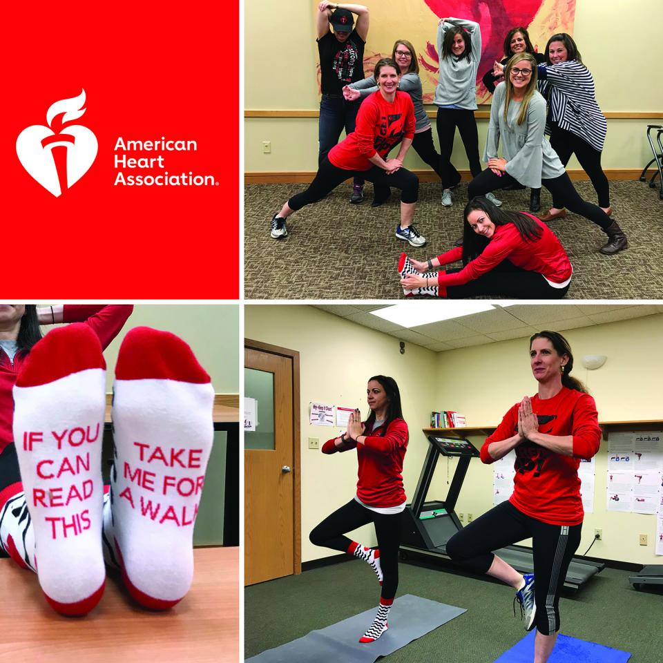 American Heart Association Photo