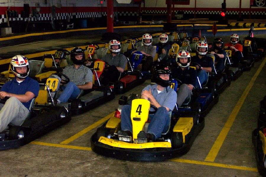 Montreal Go-Karting Event