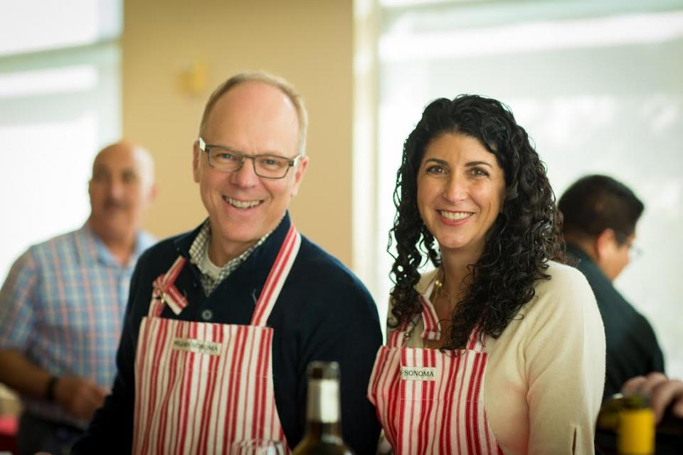 Murray Rode - CEO and Michele Haddad - SVP HR