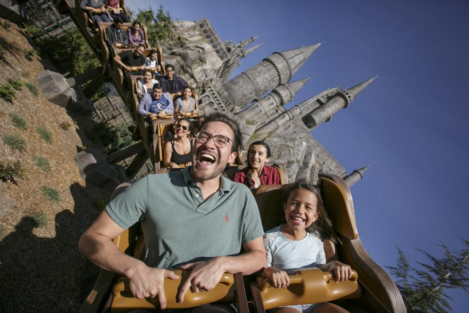 Employees receive many terrific perks, including discounts at Universal Studios Theme Parks