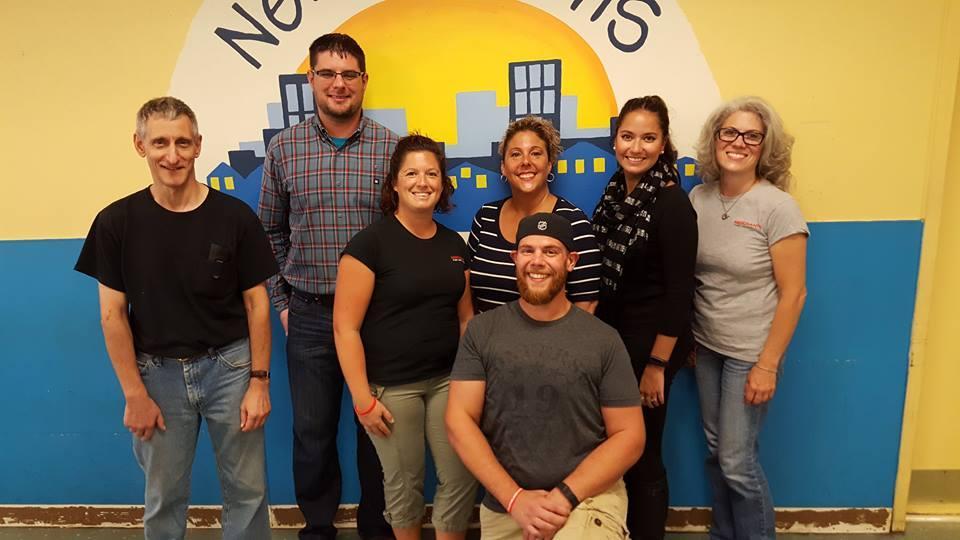 New Horizons Volunteering