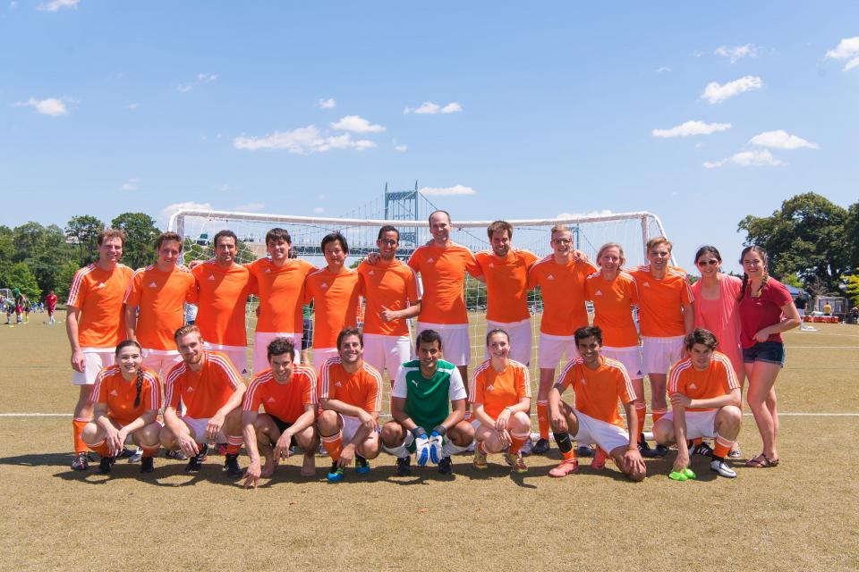 New York Soccer Team