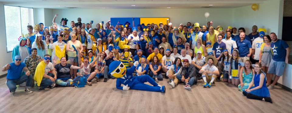 Nextiva Spirit Day 2016