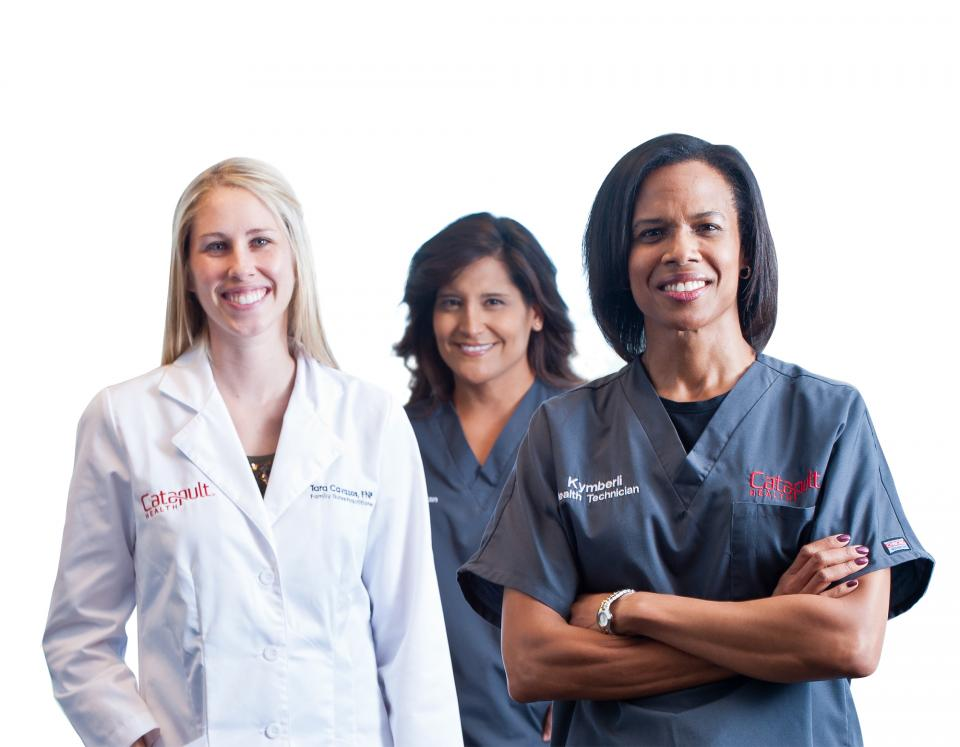 Our Nurse Practitioners